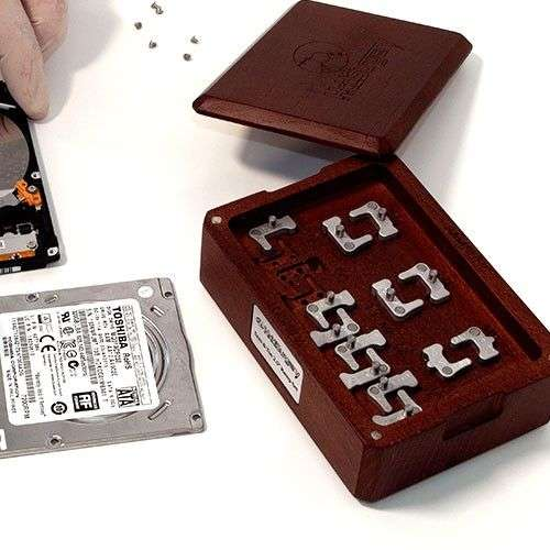 Hard drive recovery tools